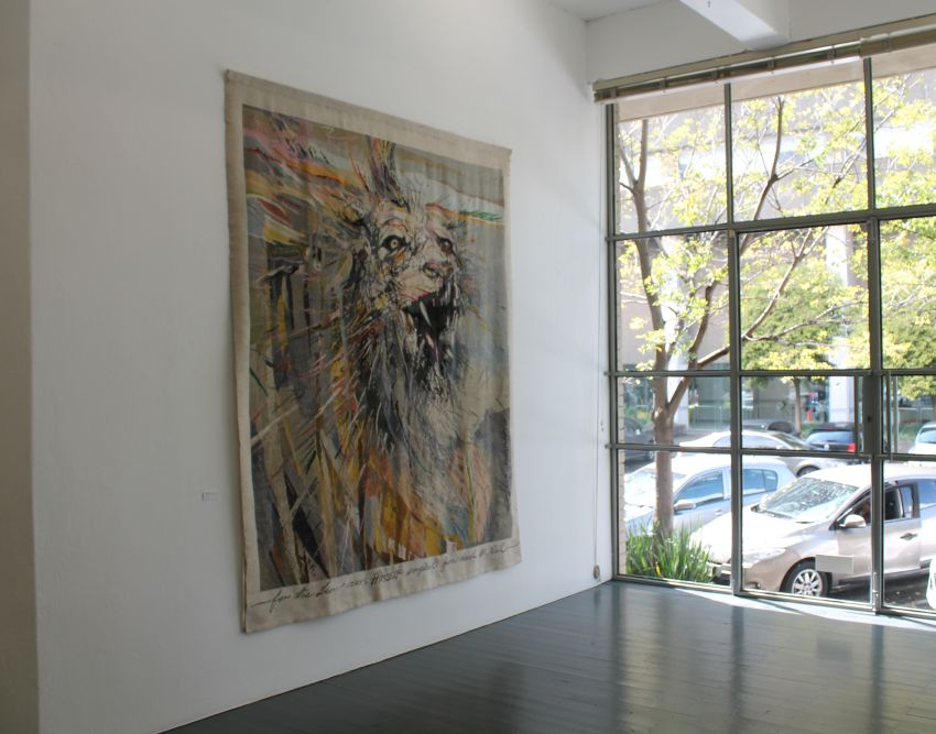 Click the image for a view of: Installation view 2