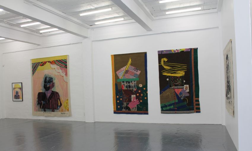 Click the image for a view of: Installation view 6